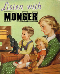 Listen with Monger